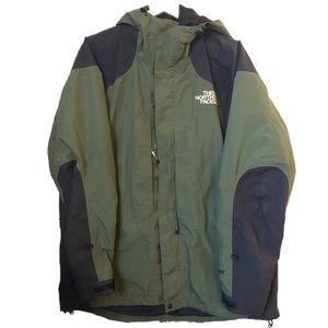 North Face Gor Tex jacket